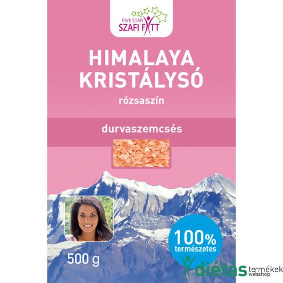 Szafi Reform Himalaya kristálysó, rózsaszín, durvaszemcsés 500g