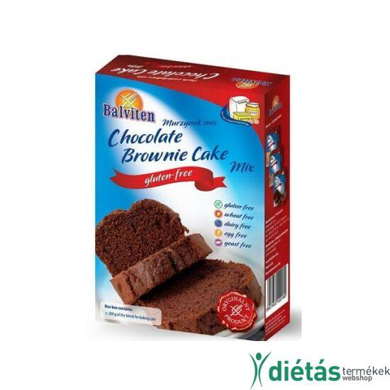 Balviten brownie por csokis 380 g