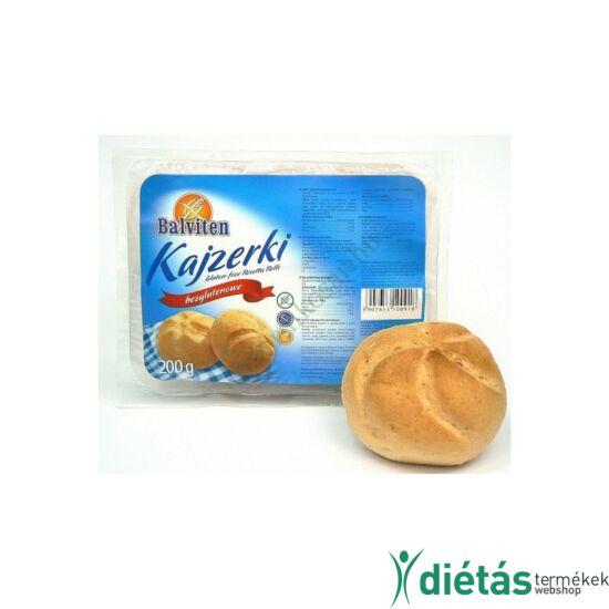 Balviten császárzsemle (glutén-, tej-, tojásmentes) 200 g