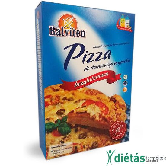 Balviten pizza mix (gluténmentes, tejmentes, tojásmentes) 500 g