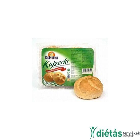Balviten PKU császárzsemle (gluténmentes, tejmentes, tojásmentes) 200 g
