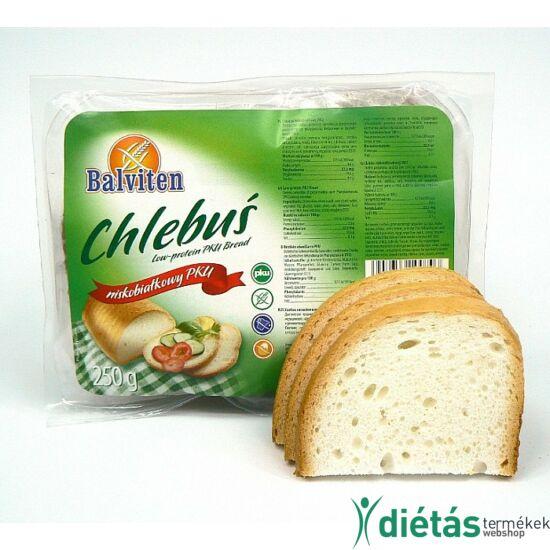 Balviten PKU kenyérke (gluténmentes, tojásmentes, tejmentes) 250 g