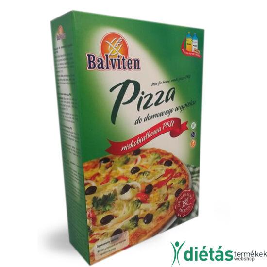 Balviten PKU pizza mix (gluténmentes, tejmentes, tojásmentes) 500 g