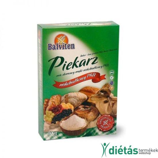 Balviten PKU sütő lisztkeverék (gluténmentes, tejmentes, tojásmentes) 500 g
