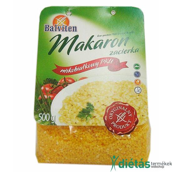Balviten PKU tarhonya (gluténmentes, tejmentes, tojásmentes) 500 g