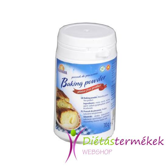 Balviten gluténmentes sütőpor 70 g