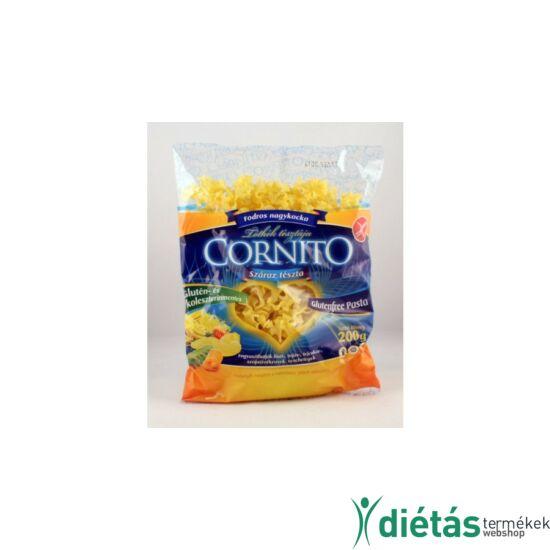 Cornito gluténmentes fodros kocka tészta  200 g
