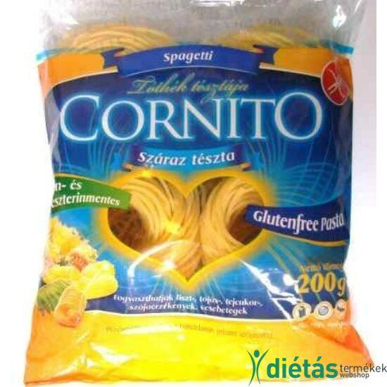 Cornito gluténmentes spagetti tészta 200 g