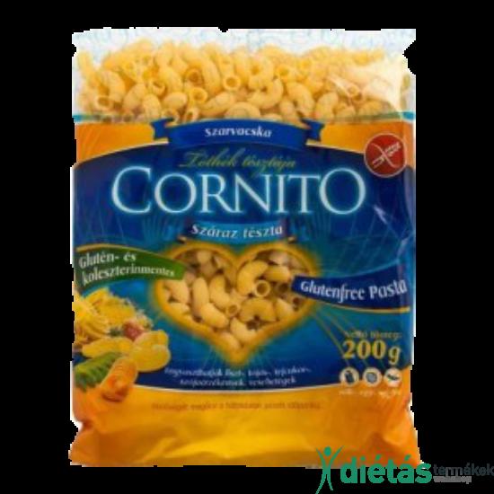 Cornito gluténmentes szarvacska tészta 200 g