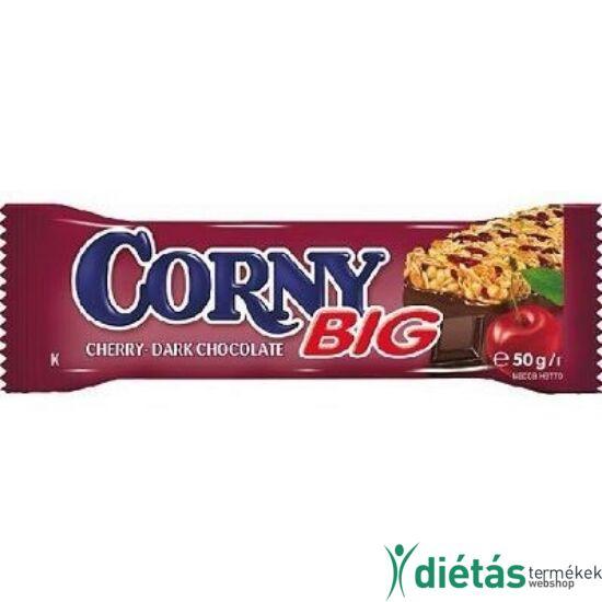 Corny Big csokis-cseresznyés 50 g