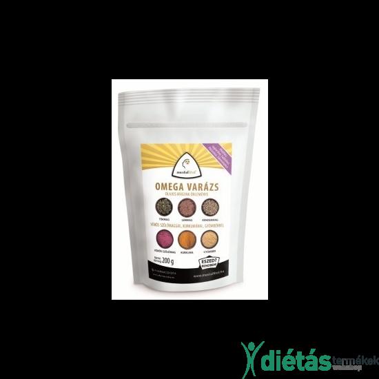 Mentalfitol omega varázs őrlemény (Magas rost-, növényi fehérje)200g
