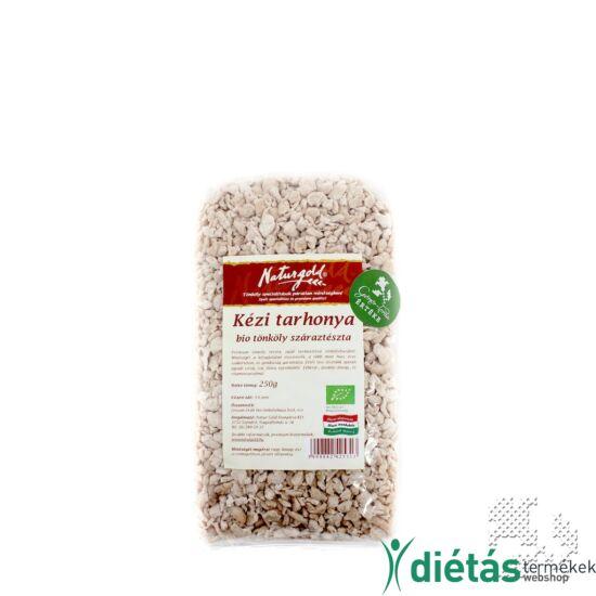 Naturgold Bio tészta tönköly tarhonya kézi (tojásmentes) 250 g