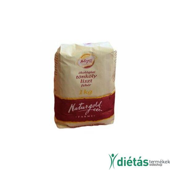 Naturgold Bio tönköly fehérliszt TBL-70 1000 g