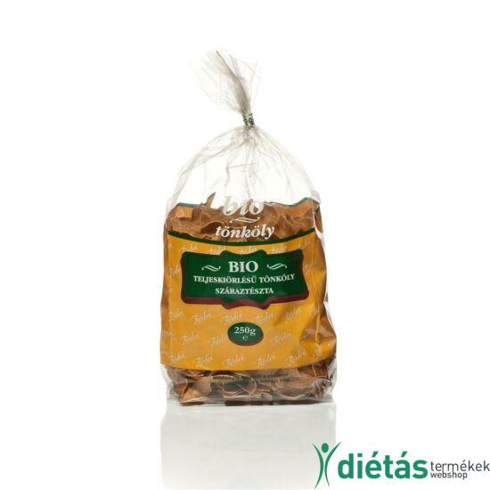 Rédei bio tészta barna nagykocka (tojásmentes, vegán) 250g
