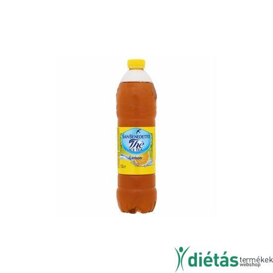 San Benedetto ice tea citrom 1,5 l