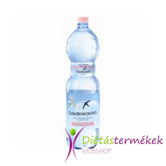 San Benedetto mentes víz 1,5 l