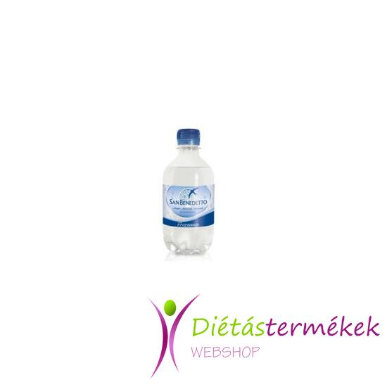 San Benedetto szénsavas víz 0,33l kicsi