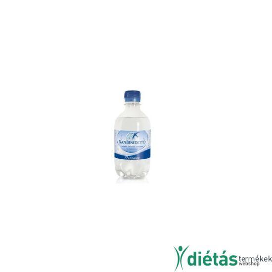 San Benedetto szénsavas víz 0,33l