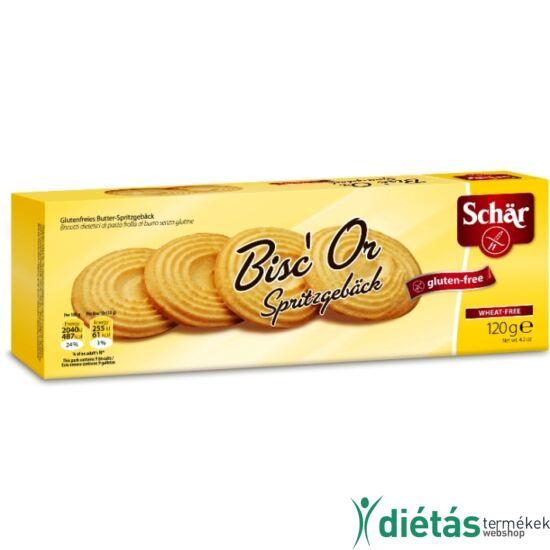 Schär Bisc'Or vajas keksz 120 g
