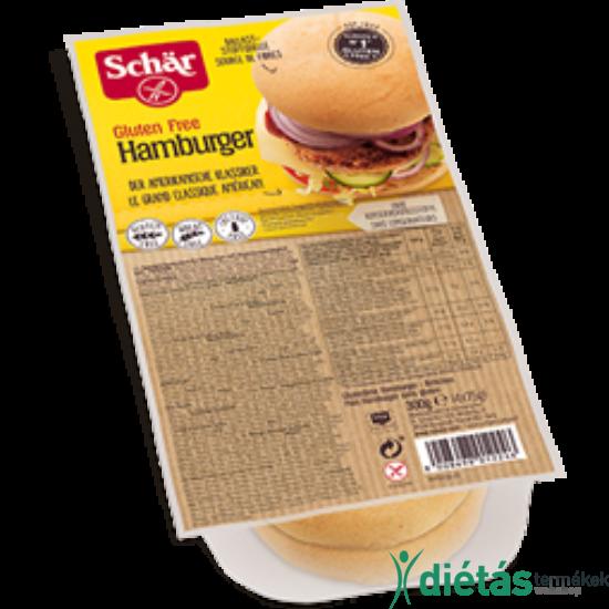Schär gluténmentes hamburger zsemle 300 g