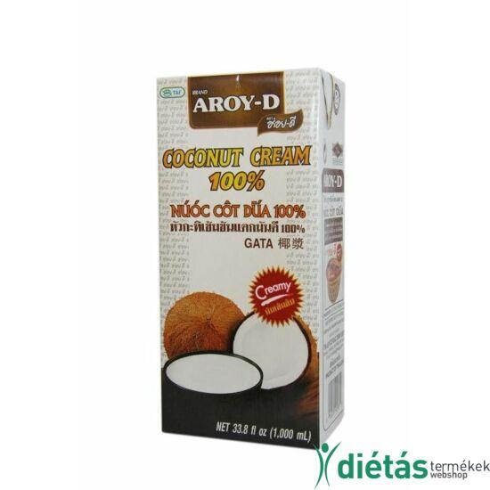 Aroy D kókuszkrém 1000 ml