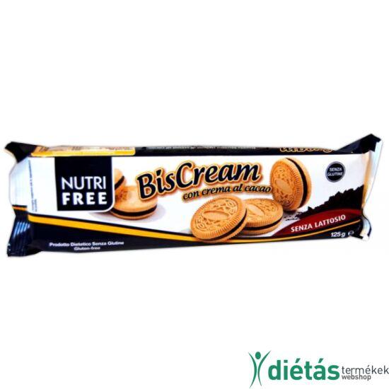 Nutri Free biscream csokis keksz 125g