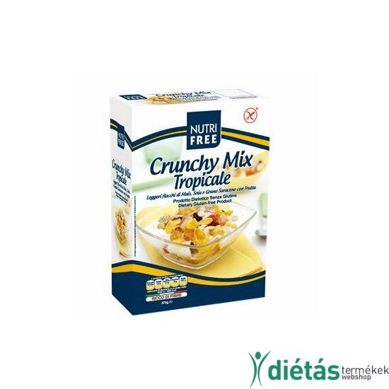 Nutri Free Crunchy Mix Tropicale 375g