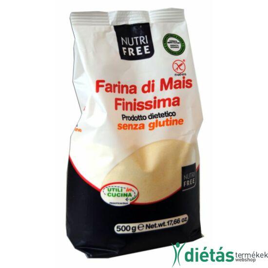 Nutri Free farina di mais kukoricaliszt 500 g