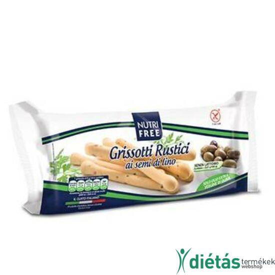 Nutri Free Grisotti Rustici ai semi di lino 100 g