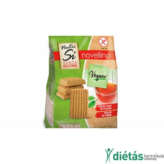 Nutri free novellino keksz 250g