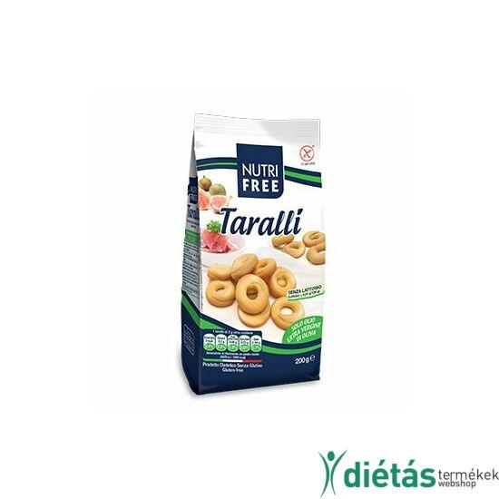 Nutri Free taralli ai semi di finocchio perec 200 g