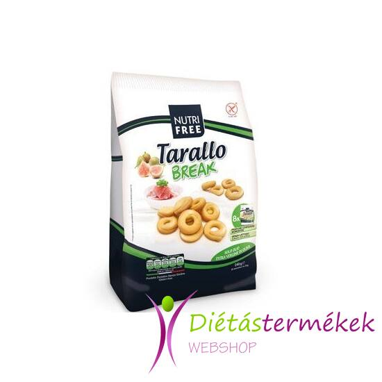 Nutri Free Tarallo Break 240 g