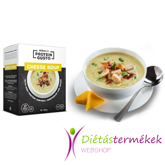 Biotech protein gusto cheese soup 30 g