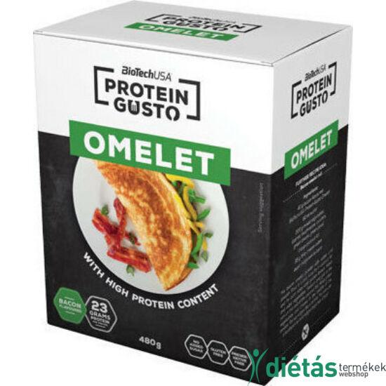 Biotech protein gusto omlett bacon 480 g