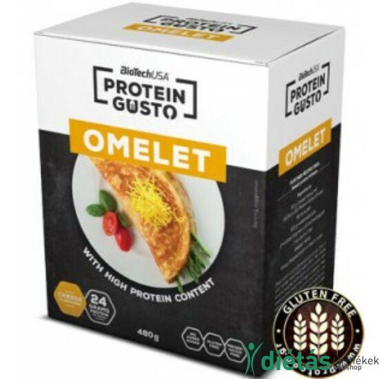 Biotech protein gusto omlett sajtos 480 g