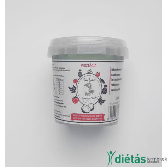 Hideg nyalat Pisztácia jégkrém (paleo, vegán, gluténmentes, tejmentes) 150ml kicsi