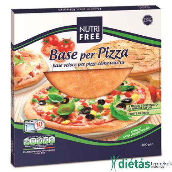 Nutri Free Base per pizza alap gluténmentes 200g