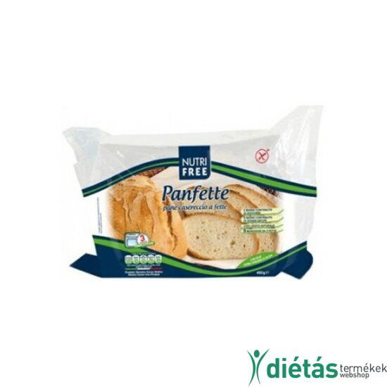 Nutri Free Panfette gluténmentes szeletelt kenyér 300 g