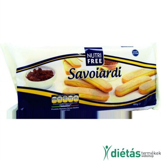 Nutri Free Savoiardi gluténmentes babapiskóta 150g