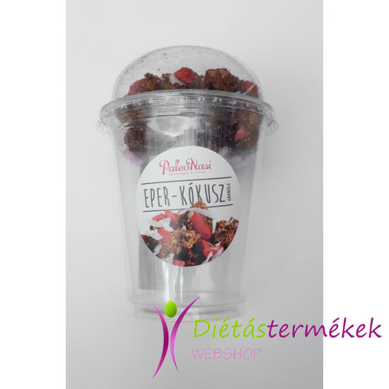 Paleonasi granola eper-kókusz 45 g