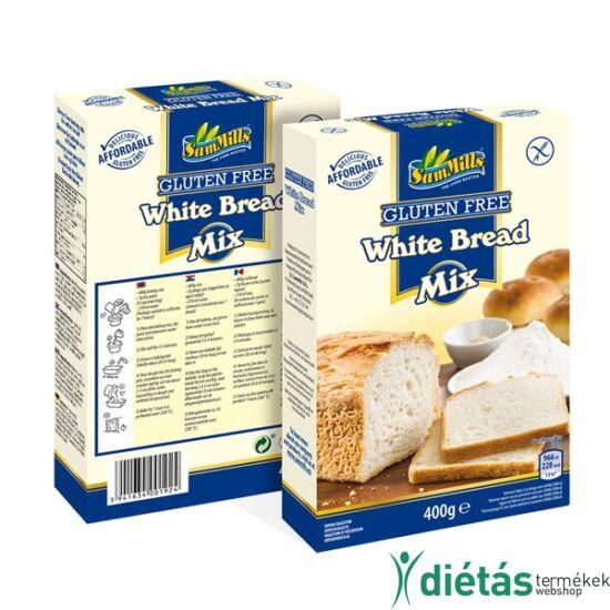 Sam mills fehér kenyér keverék 400g