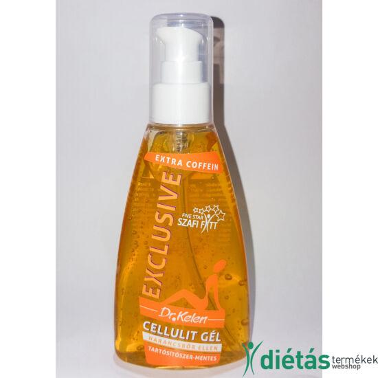 Szafi Reform & Dr. Kelen Exlusive Cellulit Gél, makacs narancsbőrre 150 ml.