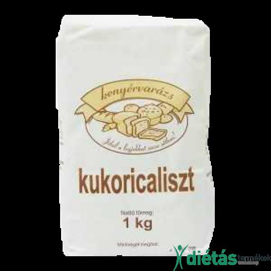 Kenyérvarázs Gluténmentes kukoricaliszt 1 kg