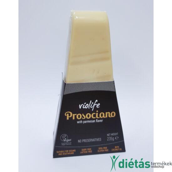 Violife Prosociano parmezán ízű növényi sajt 235g