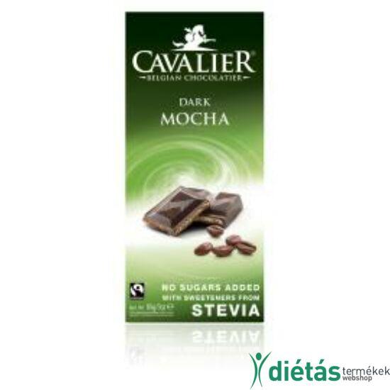 Cavalier KÁVÉKRÉMES étcsokoládé 85 g