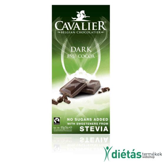 Cavalier étcsokoládé 85 g