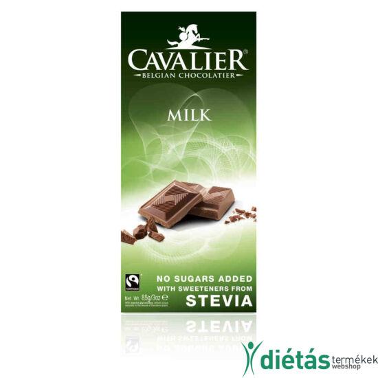 Cavalier tejcsokoládé 85 g