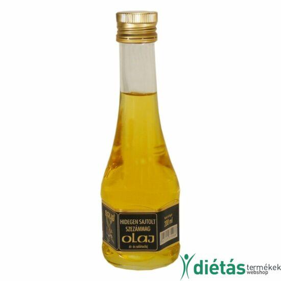Solio szezám olaj 200ml