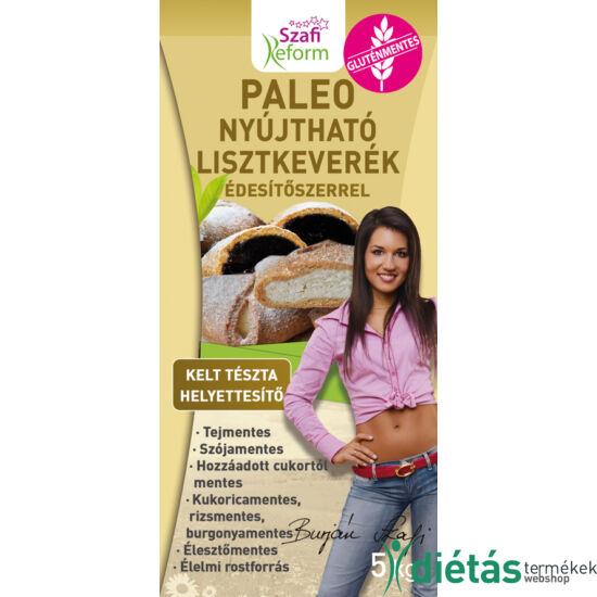 Szafi Reform Nyújtható Édes kelt tészta helyettesítő liszt (paleo és vegán) gluténmentes 5 kg
