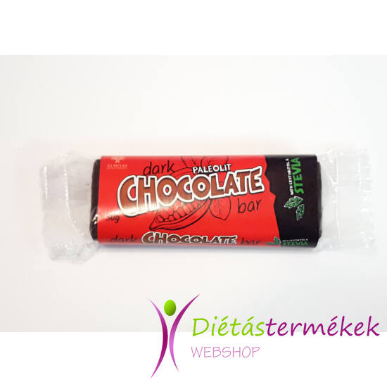 Almitas Paleo csokoládé szelet (sportszelet) 30g